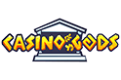 100% + 300 Free Spins at Casino Gods