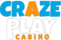 Craze Play Casino 200% + 50 FS First Deposit