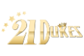 200% + 50 Free Spins at 21 Dukes Casino