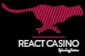 100% at React Casino